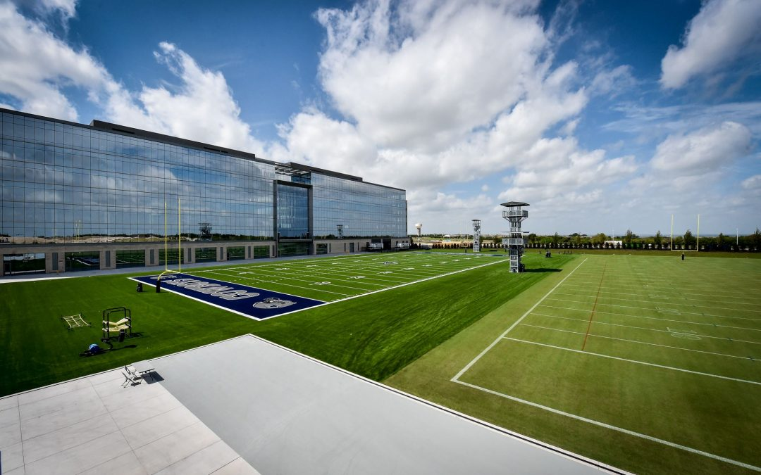 PlainsCapital Bank latest busines to land Cowboys' new Frisco complex
