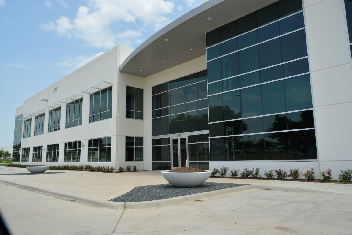Lincoln R&D in Legacy VII, Plano, TX