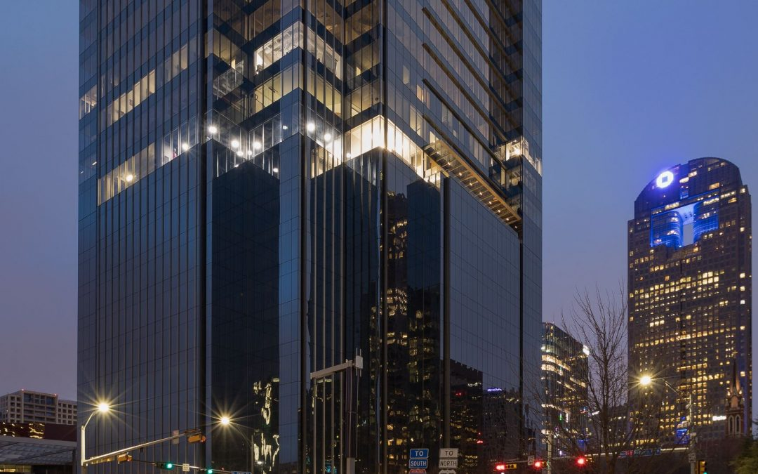 New downtown Dallas tower scores law firm move