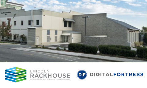 Digital Fortress Partners with Lincoln Rackhouse